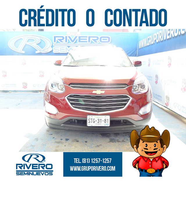 Used CHEVROLET EQUINOX E