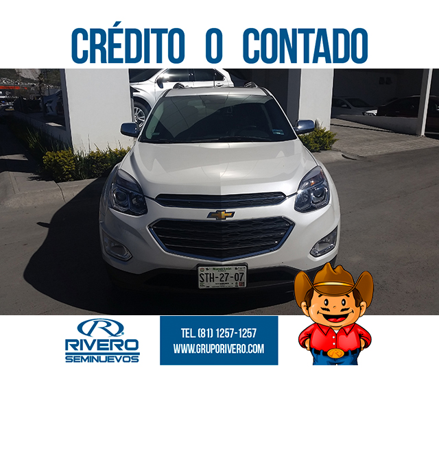 Used CHEVROLET EQUINOX F