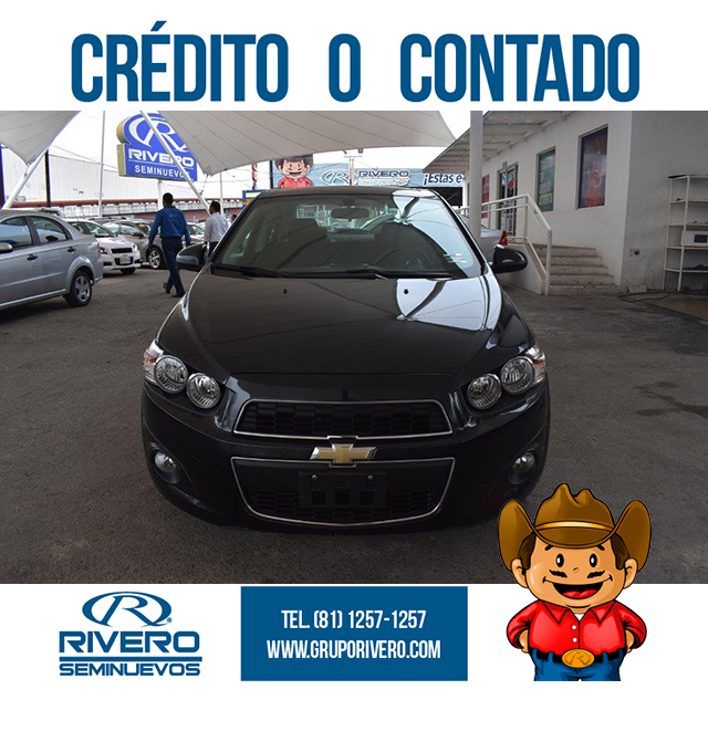 Used CHEVROLET SONIC F