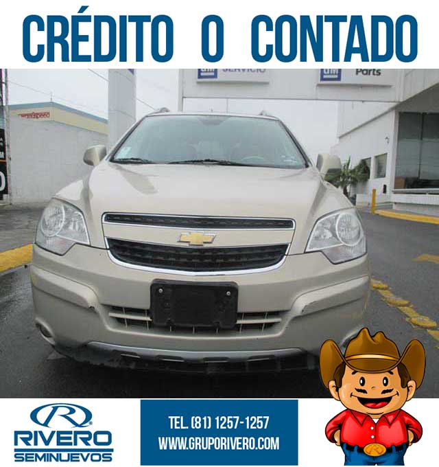 Used CHEVROLET CAPTIVA D